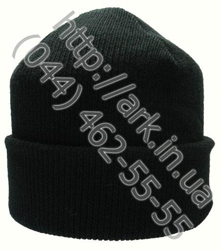 Описание: вязание спицами шапки для мальчика.