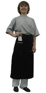 Костюм официанта женский